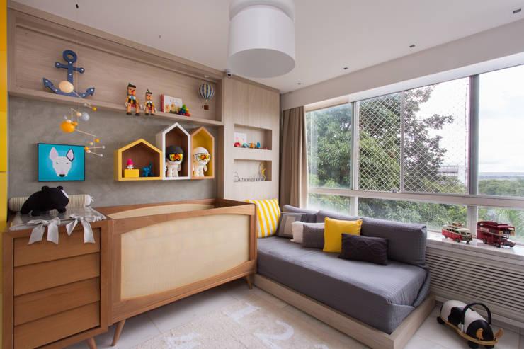 غرف الرضع تنفيذ Pri Martins Arquitetura