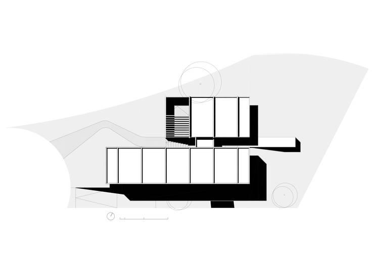 Casa TM: Casas de estilo  por BLTARQ  Barrera-Lozada,