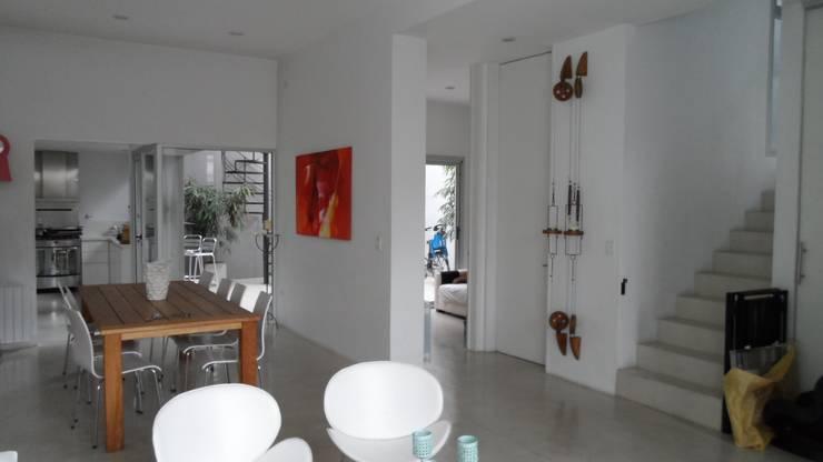 Comedor diario & Cocina.: Comedores de estilo  por NG Estudio
