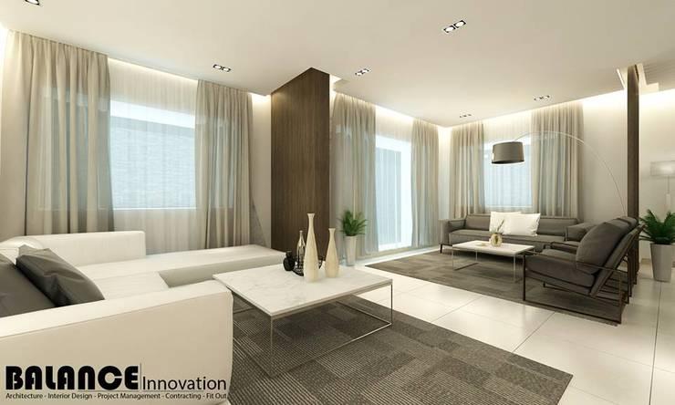 Reception:   تنفيذ Balance Innovation