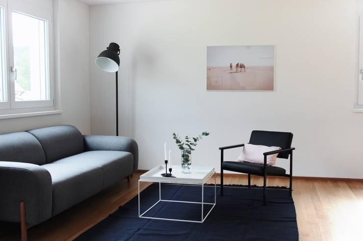 Home Staging Nordisch의  거실