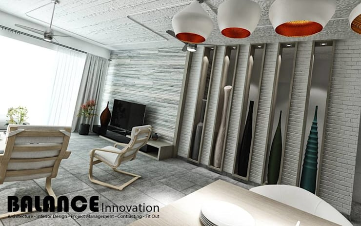 Reception:   تنفيذ Balance Innovation,