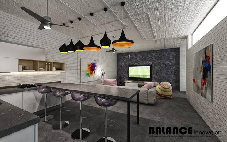 Basement:   تنفيذ Balance Innovation,