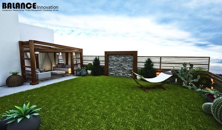 Landscape:   تنفيذ Balance Innovation,