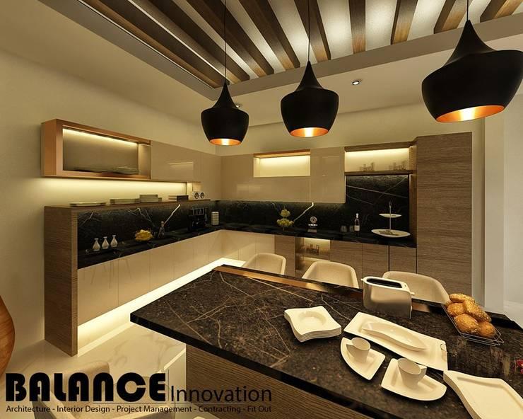 Basement:   تنفيذ Balance Innovation