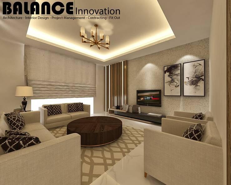 Family Room:   تنفيذ Balance Innovation