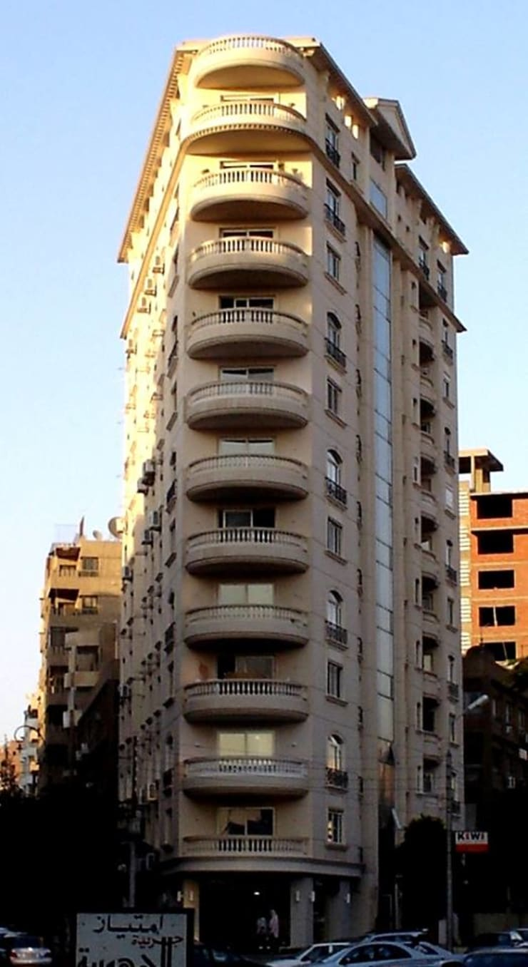 Apartment Building – Heliopolis:   تنفيذ Balance Innovation