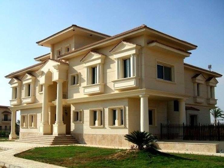 Residential Villa - Oraby - East Cairo:   تنفيذ Balance Innovation