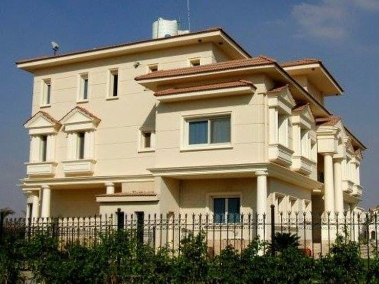 Residential Villa – Oraby – East Cairo:   تنفيذ Balance Innovation