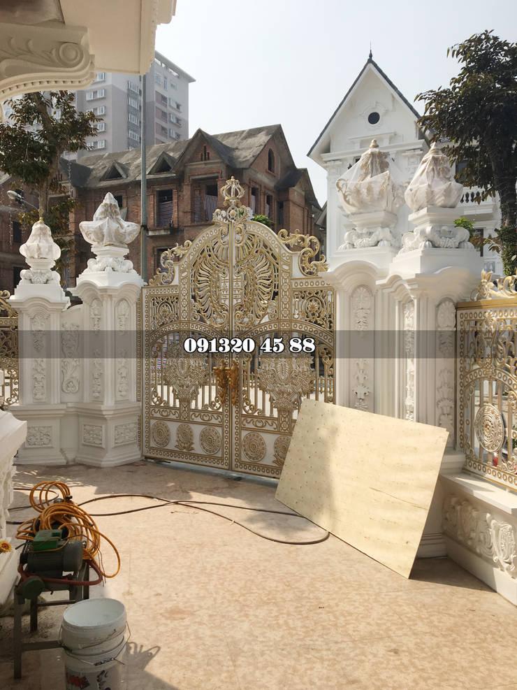 Khu đô thị Việt Hưng:   by CỔNG BIỆT THỰ CAO CẤP