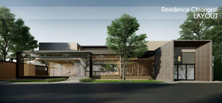Residence Chiangrai (Develop PrelimFinal) :   by Layout Architect