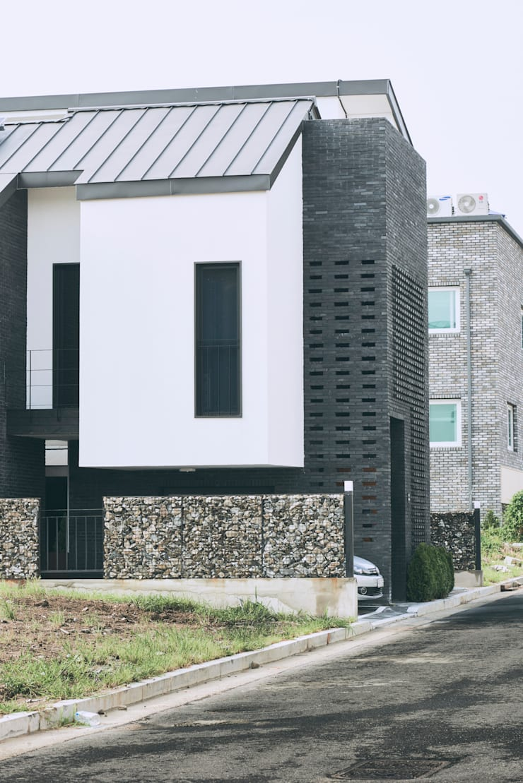 Layer House: Prime Architecture의  전원 주택