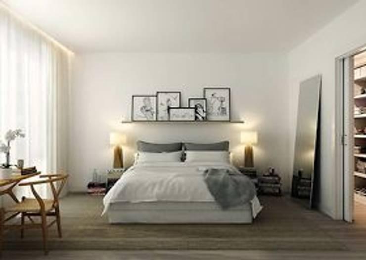 Inspiración para dormitorio:  de estilo  por Vero Capotosto ,Moderno
