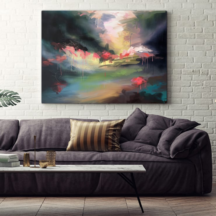 Custom Fine Artwork:  Artwork by RTY Fine Art