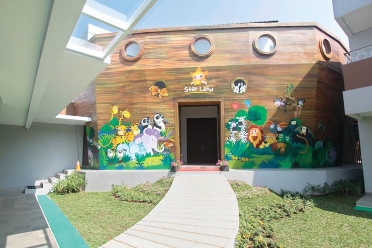 Starland Pre-School & Kindergarten:  Sekolah by CV Berkat Estetika