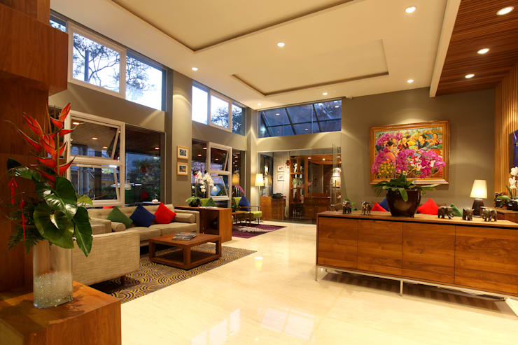 Hoteles de estilo  de CV Berkat Estetika