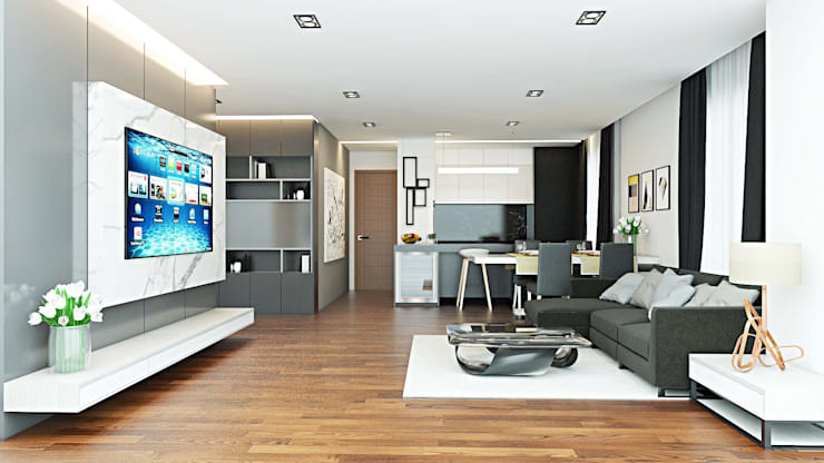 DESIGN INTERIOR:   by maywa