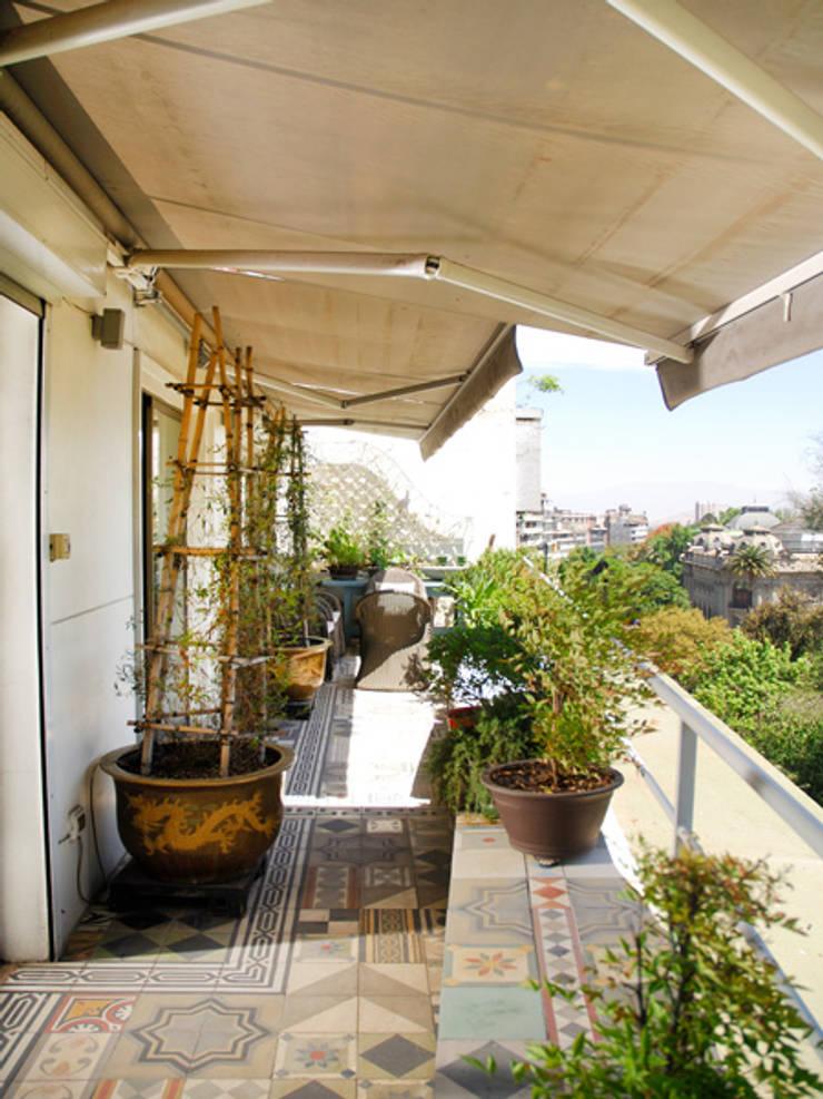 Terraza: Terrazas  de estilo  por Francisco Vicuña Balaresque