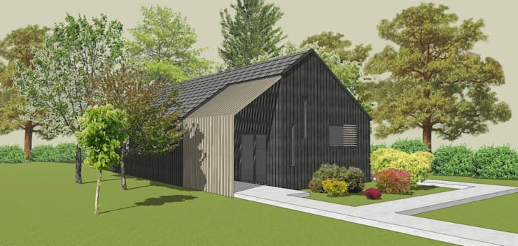 Exterior:   by Abodde Housing,