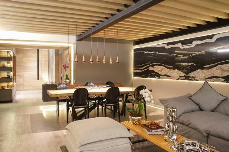 Platino : Salas de estilo  por Sulkin Askenazi