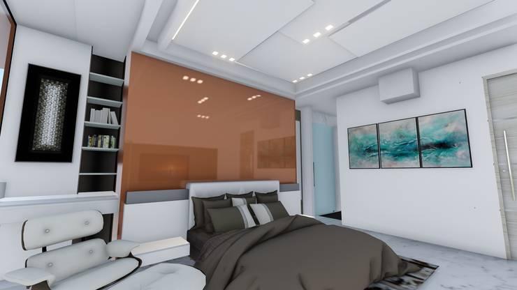 Slaapkamer door Arquitectura Creativa