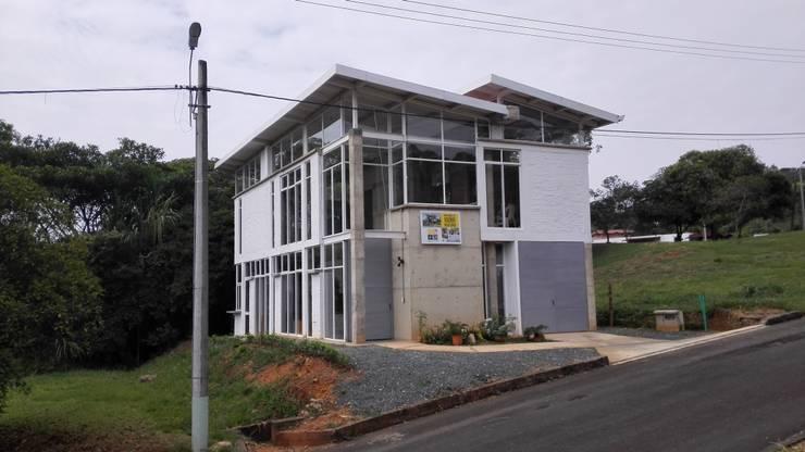 Vivienda Campestre Sostenible 1 - 2016: Casas de estilo  por PILO Arquitectura