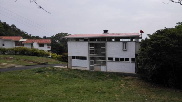 Vivienda Campestre Sostenible 1 – 2016: Casas de estilo  por PILO Arquitectura