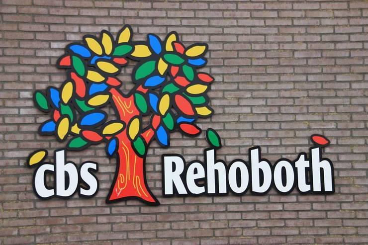 c.b.s Rehoboth Oldekerk:  Scholen door janny doornbos architektonische vormgeving, Modern