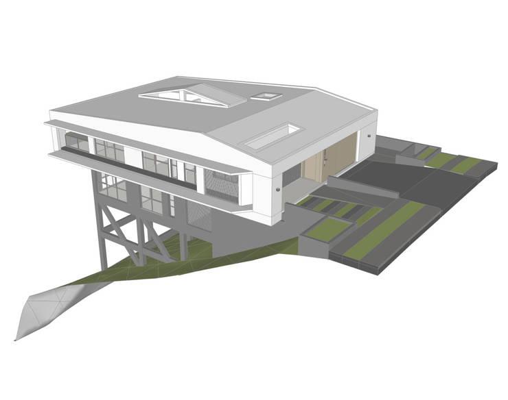 MV house:   by 8 x 8 Design Studio