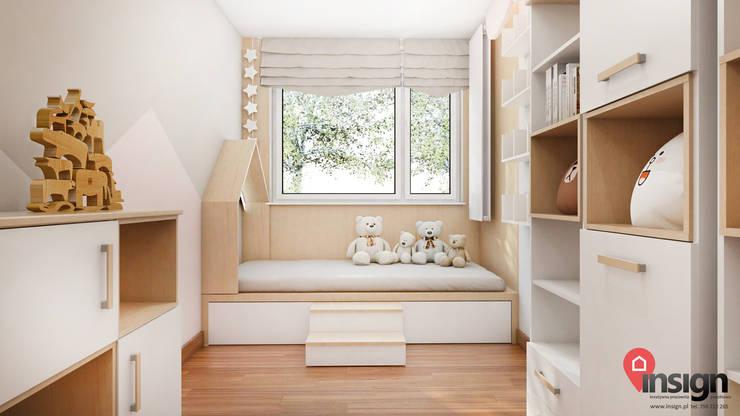 RuSl_03: styl , w kategorii Pokój dziecięcy zaprojektowany przez InSign Pracownia Projektowa Karolina Wójcik