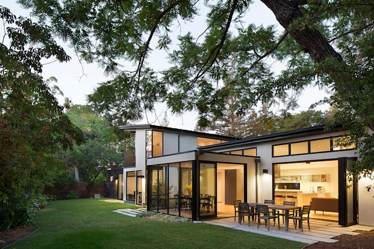 Creekside Residence:  Houses by Feldman Architecture