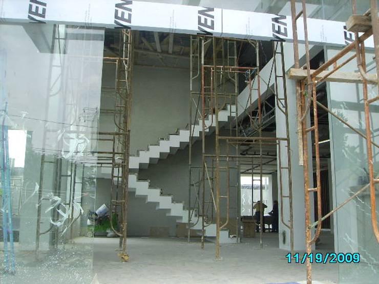 datacomm grha Kapt.Tendean Jkt:  Koridor dan lorong by sigmaDKNP