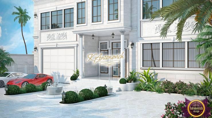   Facades Design by Katrina Antonovich:  Houses by Luxury Antonovich Design