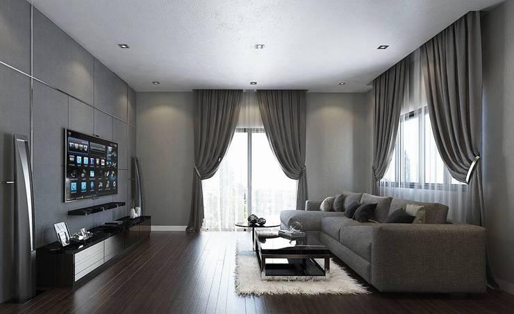 บุราสิริ อ่อนนุช:   by Whiteline interior &constuction