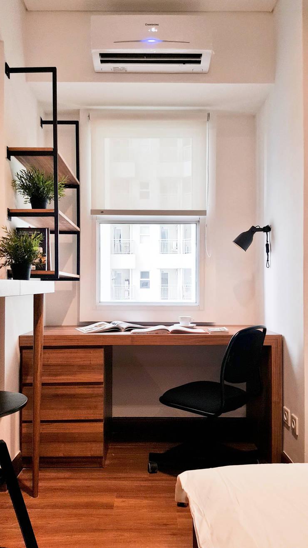CF/6 Studio:  Ruang Kerja by INK DESIGN STUDIO