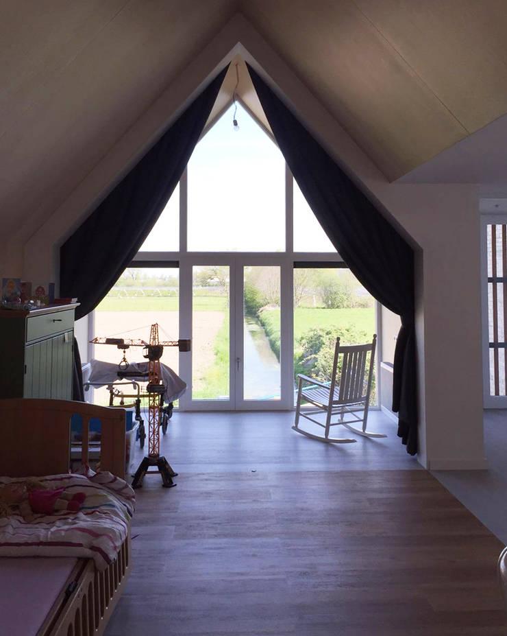 interieur My Little Home:  Slaapkamer door Boon architecten
