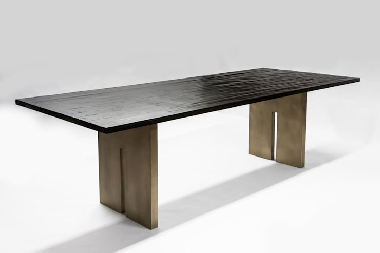 Salome Dining Table : modern Dining room by Aguirre Design
