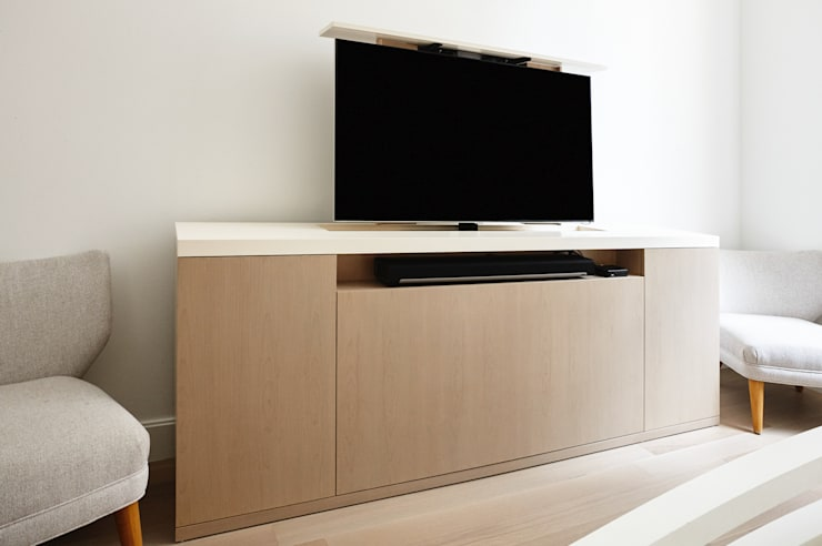 Verona TV Lift : modern Living room by Aguirre Design