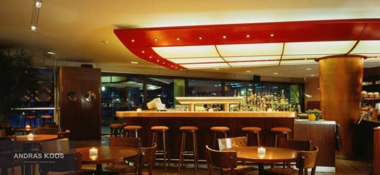 Restaurant & Bar *BOLERO*:  Bars & Clubs von Andras Koos Architectural Interior Design