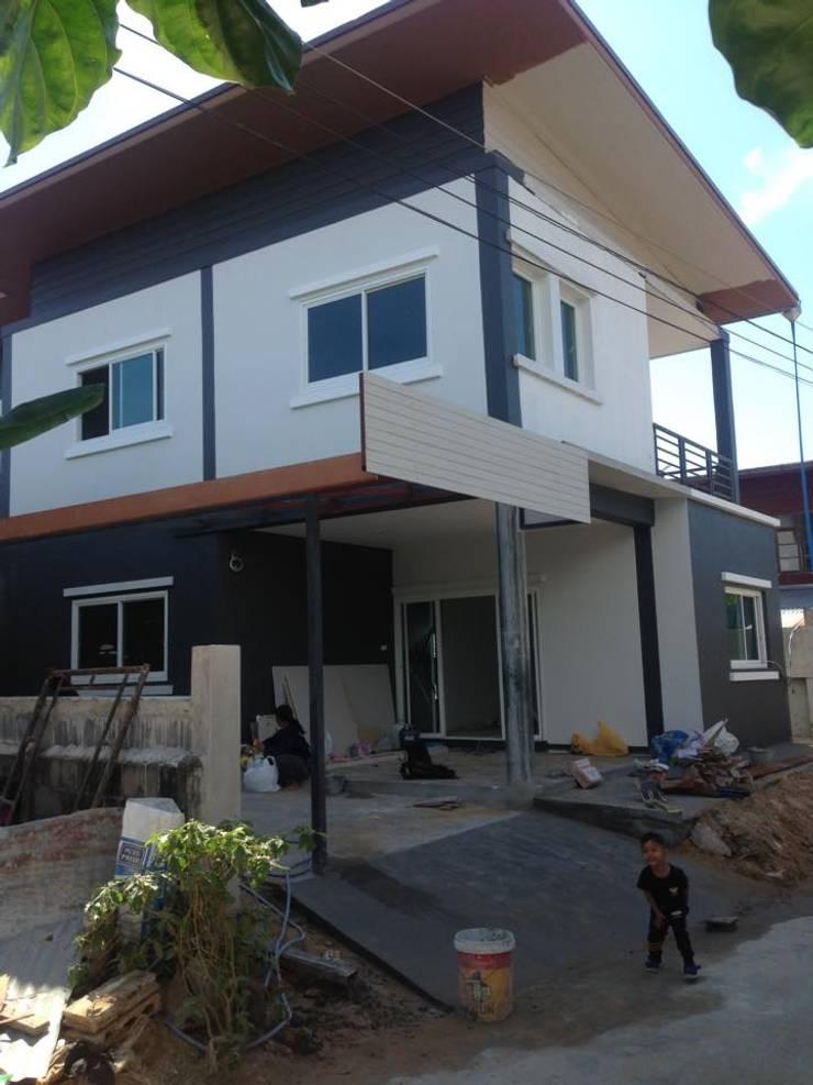 บ้าน:   by สถาปนิกสร้างสรร