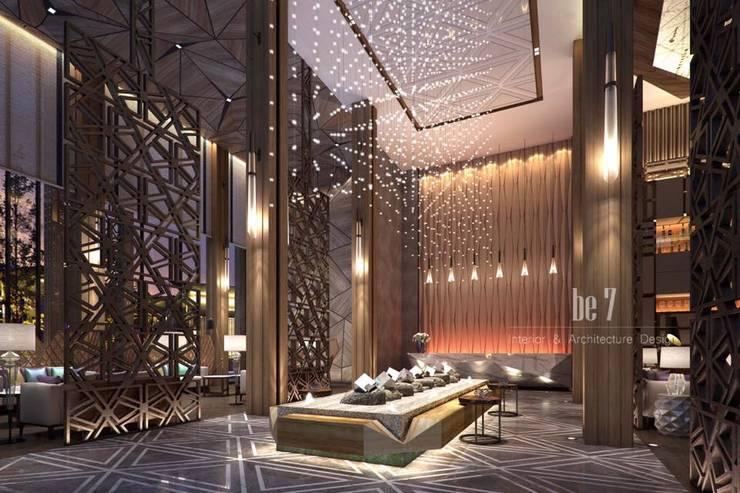 Horizon pool villa :   by be 7 Interior & Architecture