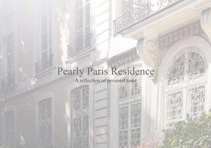 Pearly Paris Residence : HQ Thonglor:   by Becharm Design Studio