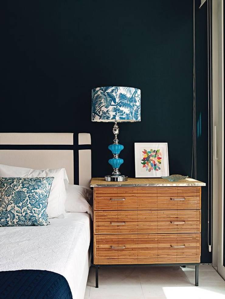 Inspiración para dormitorio:  de estilo  por Vero Capotosto ,Clásico