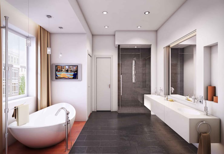 Interior renderings:   by 3d Render Production