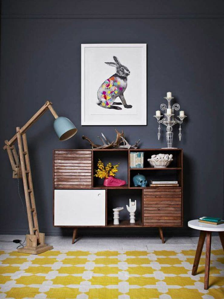 Modern Living: modern  by Spacio Collections,Modern Wood Wood effect