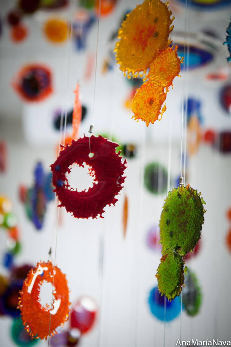 Nebula: Techos de estilo  por Ana Maria Nava Glass