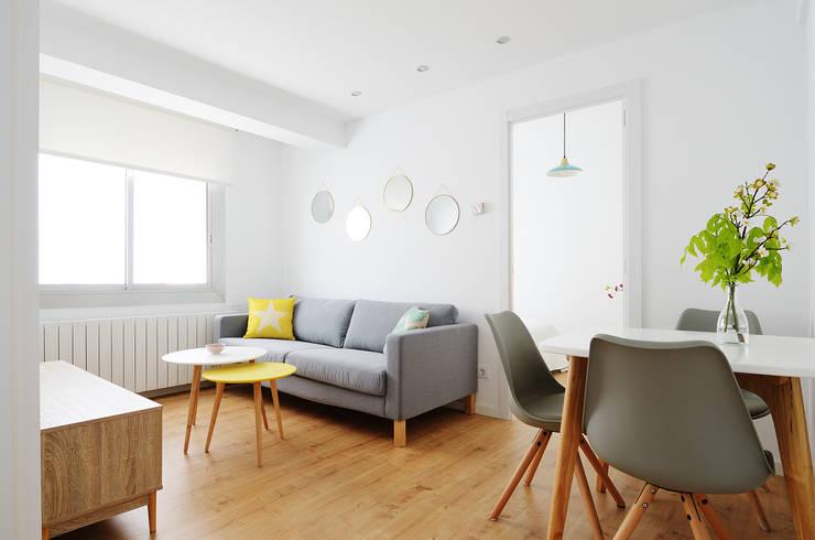 Ruang Keluarga by Noelia Villalba
