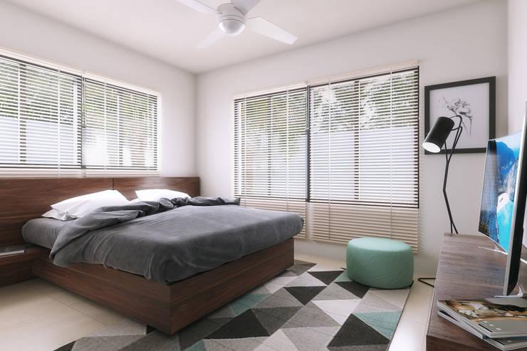 Bedroom by Taller Veinte