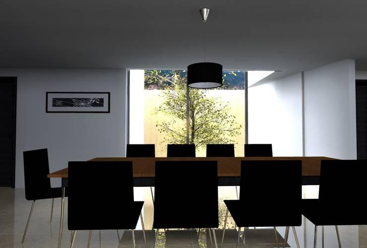 Comedores minimalistas: características y diseños