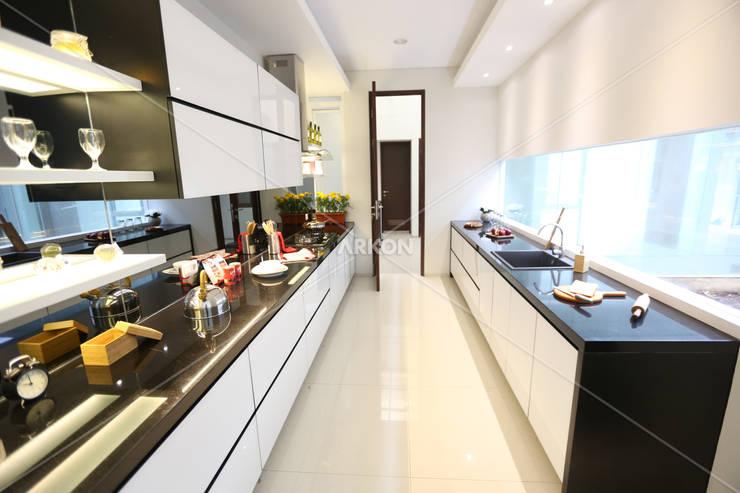 Setra Duta, Bandung:  Kitchen by ARKON